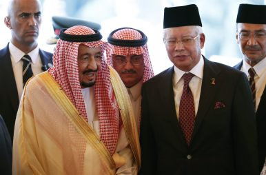 What's Malaysia's Role in the New Islamic Anti-Terror Coalition?