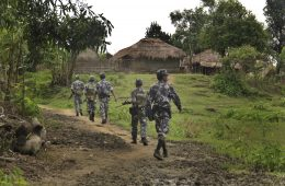 China-Myanmar Security Operation Spotlights Big Drug Challenge