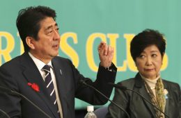 Japanese Voters Head to Polls in Snap Election