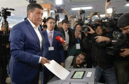 A Vote for Stability Steers Southerner to Success in Kyrgyzstan's Presidential Election