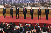 The 7 Men Who Will Run China