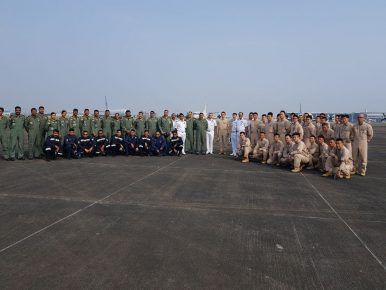 India, Japan Begin Anti-Submarine Warfare Exercise in Arabian Sea