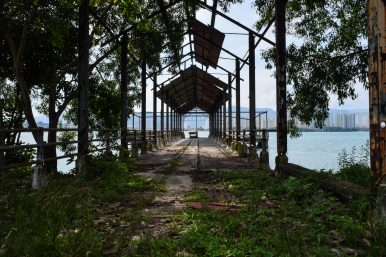 Malaysia's Forgotten Jerejak Island