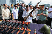 Terrorism Threat Puts Russia-Philippines Military Ties Into Focus