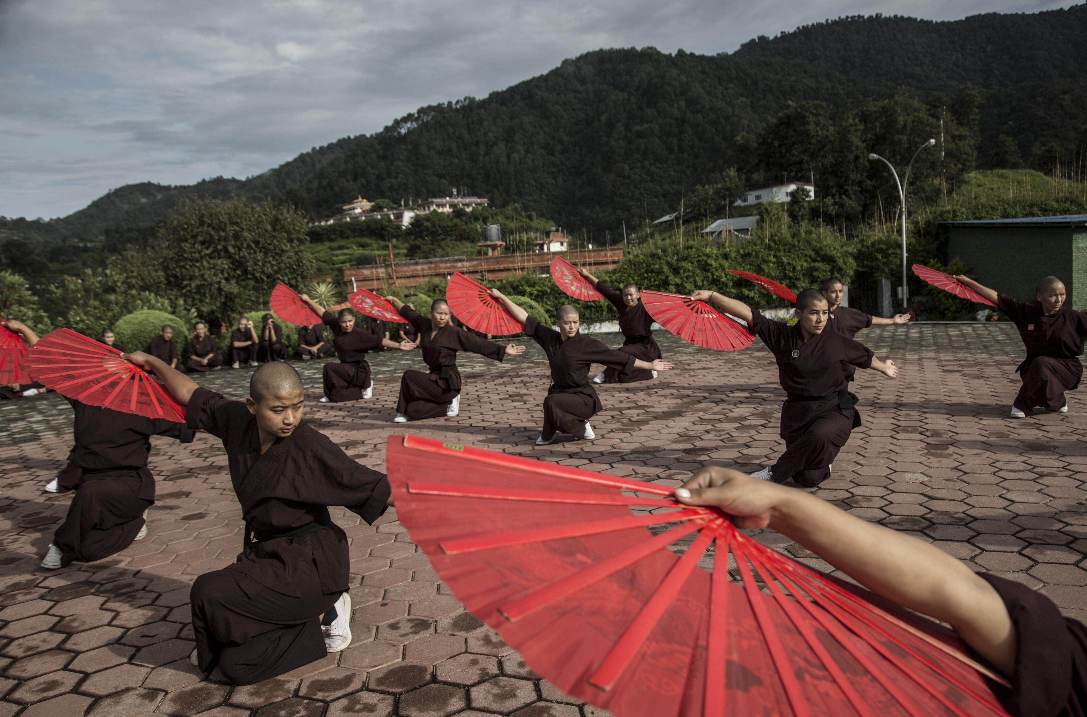 The Kung Fu Nuns of Nepal