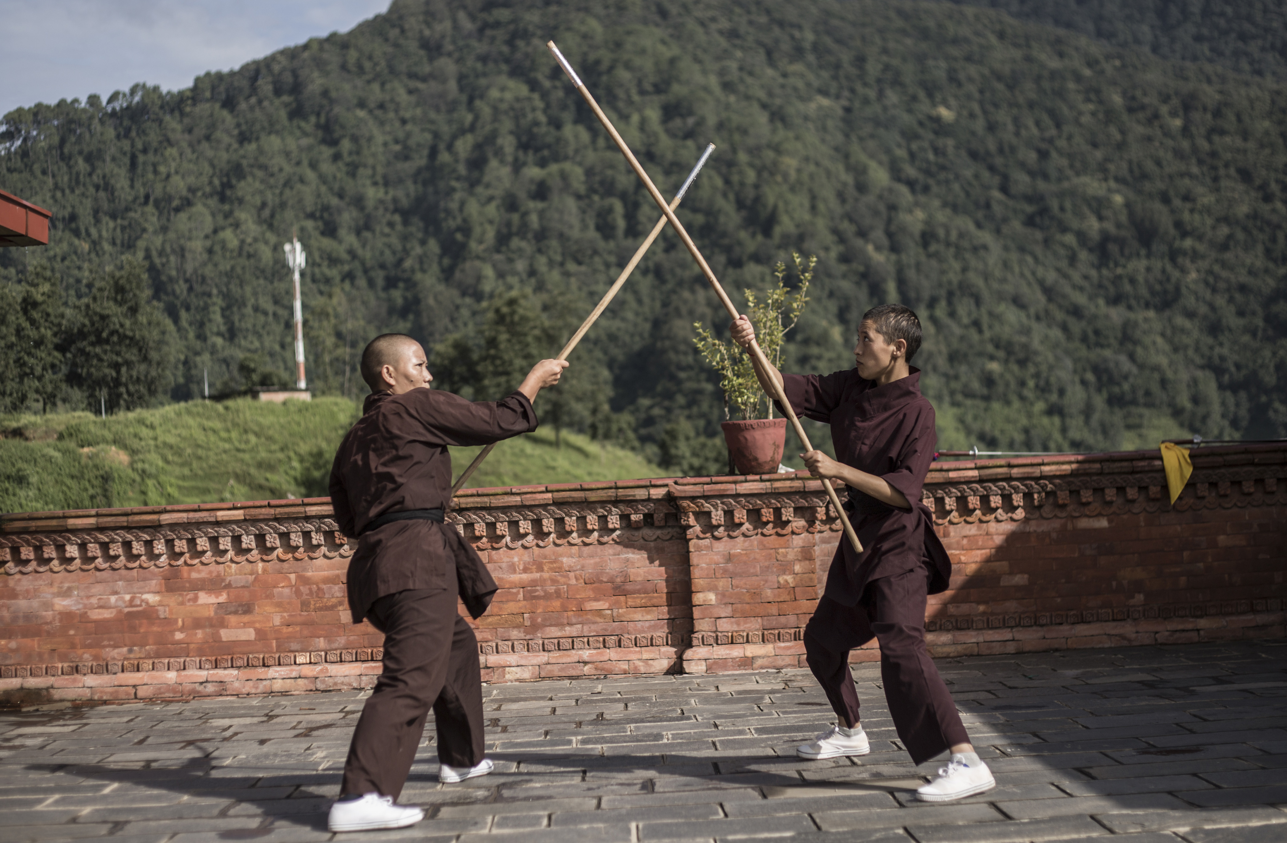The Kung Fu Nuns of Nepal