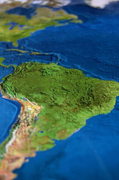 Latin America's Pacific Trap