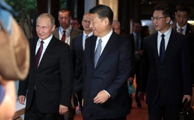 The Gordian Rail Tie: Russia's Mythic Belt and Road Cooperation