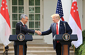 US-Singapore Defense Ties in the Spotlight Amid Trump-Lee Summit