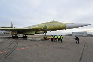 Russia Orders First 10 Upgraded Supersonic Nuclear-Capable Bombers