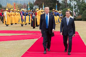 Trump's Asia Trip: Assuring Allies, Tempering Tensions