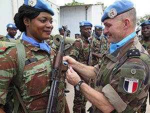 Lessons from the Women, Peace, and Security Agenda