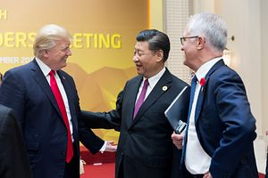 Tracking Trump's First Trip to Asia, Part 2: China, Vietnam, APEC, Philippines, ASEAN, EAS, and the 'Quad'