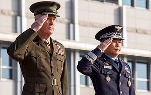 US, South Korean Defense Chiefs Meet Ahead of Trump Visit