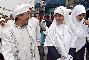 Want 4 Wives? In Indonesia, There's an App for That