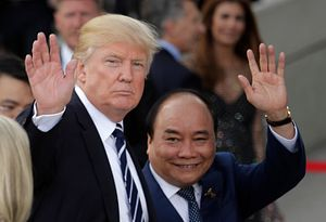 Does Vietnam Have Trump's Backing?