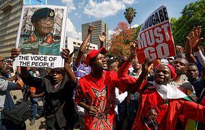 Diamonds and the Crocodile: China's Role in the Zimbabwe Coup