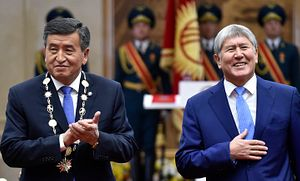 Kyrgyzstan Moves Toward Stripping Former Presidents of Immunity