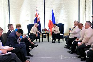 Can the Philippines and Australia Elevate their Partnership to a Strategic Level?
