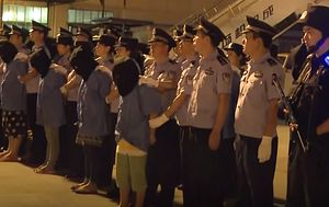 Cambodia Deports 61 Scam Suspects Including Taiwanese to Beijing