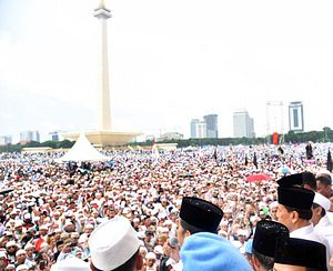 Zon, Zen, and the Art of Mass Mobilization in Indonesia