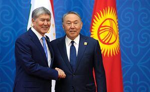 Kyrgyz President Atambayev Set to Hand Successor a Massive Bilateral Headache