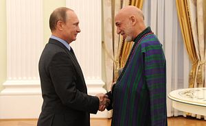 Hamid Karzai and the Russia Connection