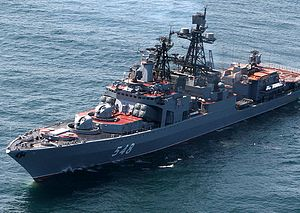 Russian Warships Arrive in Thailand Amid ASEAN Drills