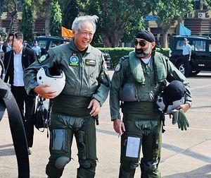 Ng Visit Highlights India-Singapore Defense Ties