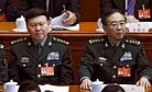 Chinese Communist Party Expels 2 Former Top Generals