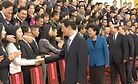 China's New Ideology Czar Takes Center Stage on Journalists' Day