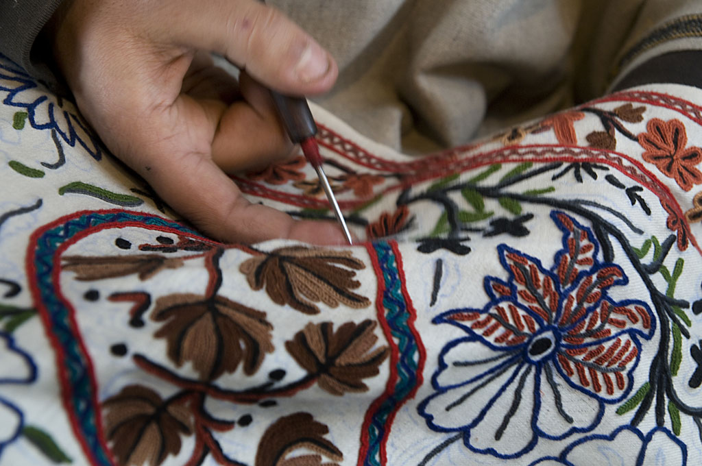 Hanging by a Thread: The Dying Art of Kashmir Weaving