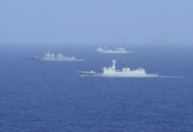 The Gulf of Aden Needs US-China Maritime Cooperation