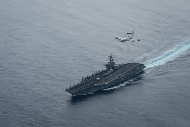 US Pacific Fleet Reveals New High-End Strike Group Training
