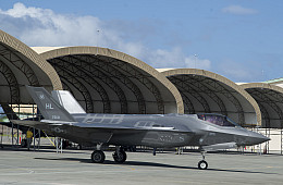 US Deploys Newest and Most Advanced Stealth Fighter to Japan