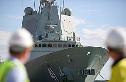 Australia's Deadliest Warship to Be Fitted With New Anti-Air Warfare Defense Technology