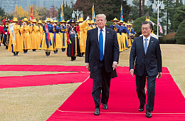 Trump's Asia Trip: Assuring Allies, Tempering Tensions