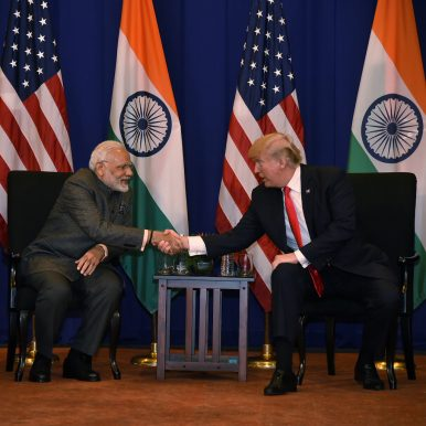 White House: Trump and Modi Resolve That US and India Should 'Have the World's Greatest Militaries'