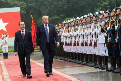 The Policy Significance of Trump's Asia Tour