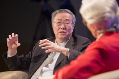 China's Central Bank Governor Warns About Financial Risks — Again