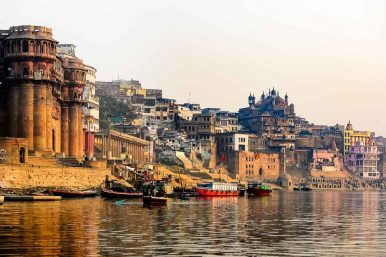 The Real Threat to Hinduism: The Slow Death of India's Rivers