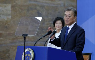 North Korea's Olive Branch, South Korea's Dilemma