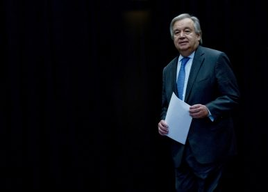 On Asia: An Interview With UN Secretary-General Antonio Guterres