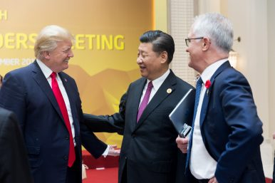 In Call With Trump, Xi Restates Korean Denuclearization China's 'Unswerving Goal'