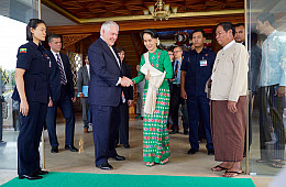 After Targeted Sanctions, It's Time to Engage With Myanmar's Moderates