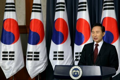 South Korea Goes From One Presidential Scandal to Another