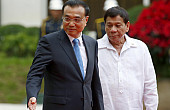 Chinese Premier: China-Philippines Relations as Warm as Manila's Weather