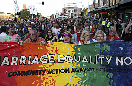 Australia's Same-Sex Marriage Breakthrough