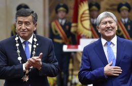 A New Kyrgyz President Takes Over in Bishkek