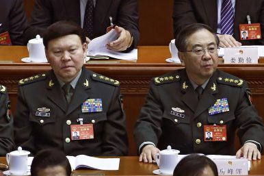 Chinese Senior General Commits Suicide Under Corruption Investigation